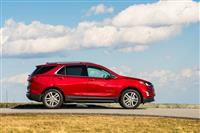 Popular 2020 Chevrolet Equinox Wallpaper