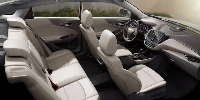 2020 Chevrolet Malibu