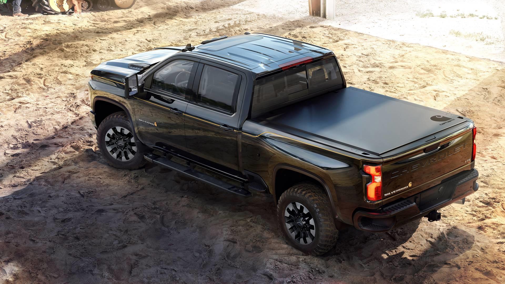 2020 Chevrolet Silverado HD Carhartt Special Edition