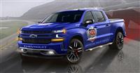 Popular 2019 Chevrolet Silverado indy 500 Wallpaper