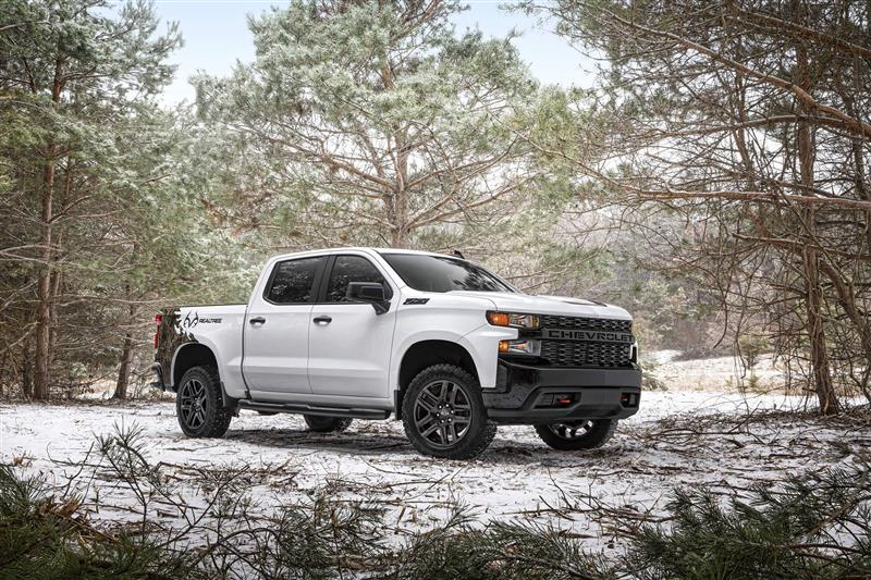 2020 Chevrolet Silverado Realtree Edition