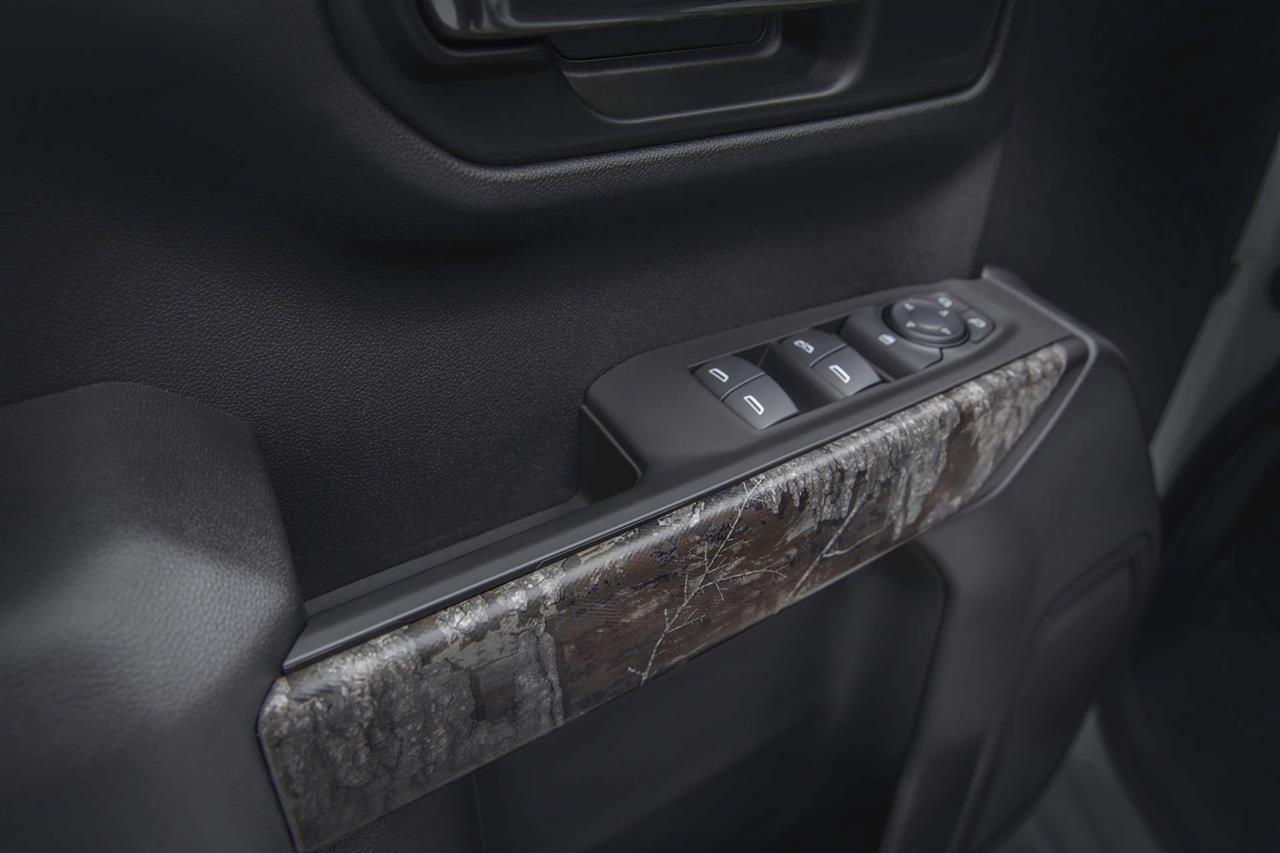 2020 Chevrolet Silverado Realtree Edition