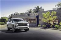 Popular 2021 Chevrolet Suburban Wallpaper