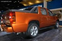 2006 Chevrolet Avalanche image.