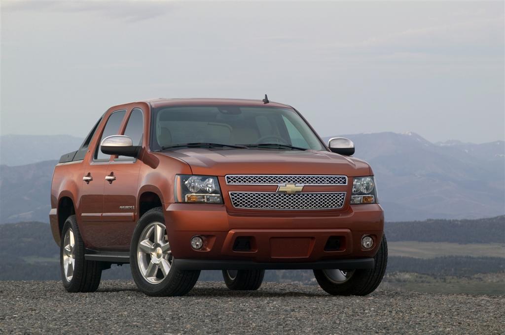 2008 Chevrolet Avalanche
