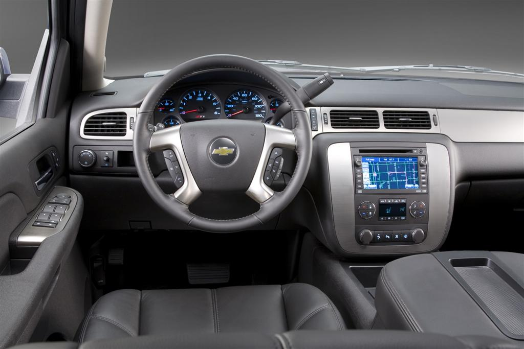 2008 chevrolet avalanche news and information - Chevy avalanche interior trim parts ...