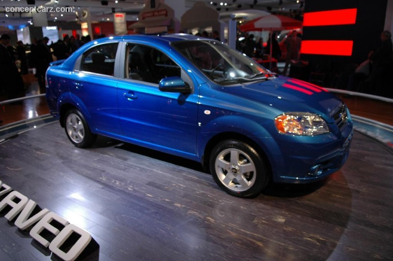 2006 Chevrolet Aveo History Pictures Value Auction Sales