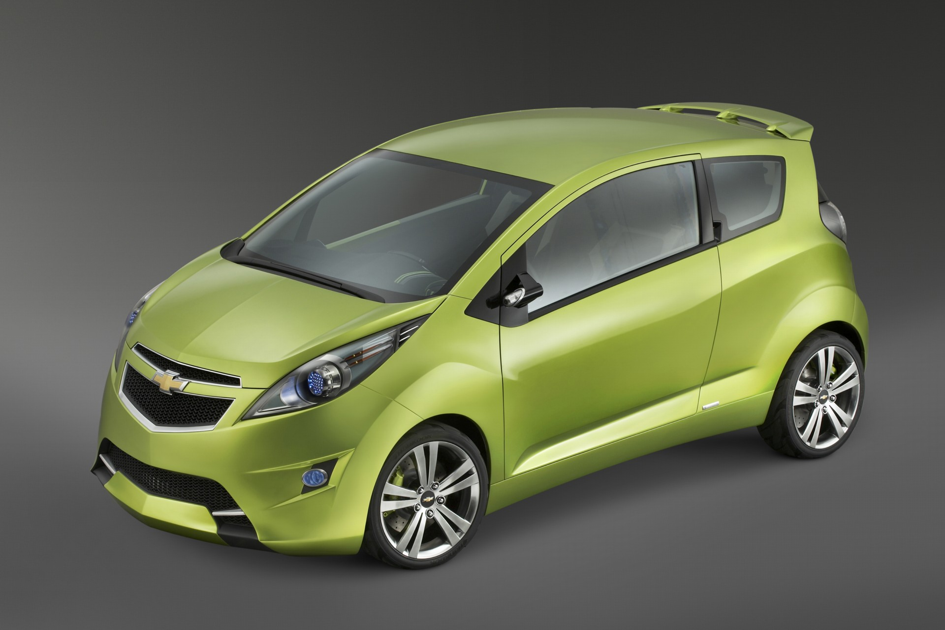 2007 Chevrolet Beat Concept History Pictures Sales Value
