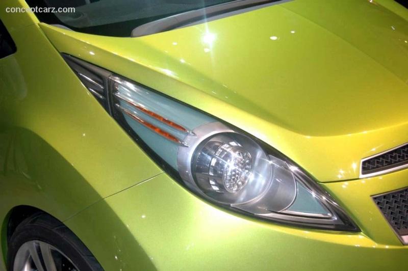 2007 Chevrolet Beat Concept Image Photo 18 Of 48