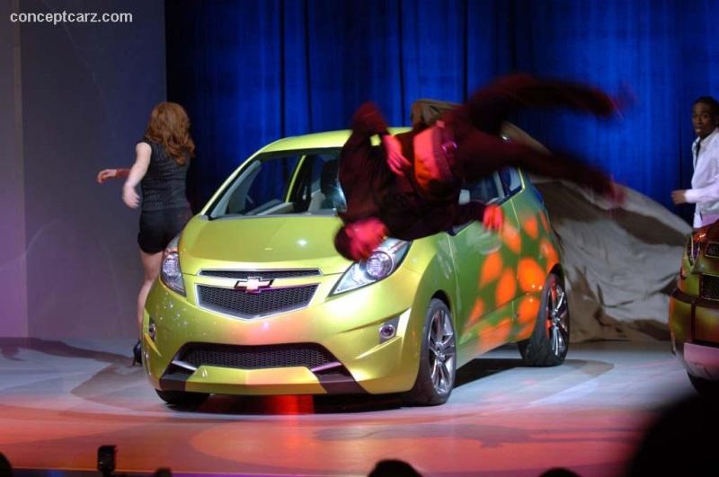 2007 Chevrolet Beat Concept Image Photo 27 Of 48