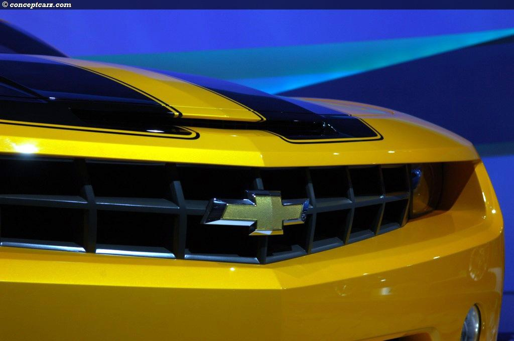 2006 Chevy Camaro >> 2006 Chevrolet Camaro Concept Image. Photo 2 of 57