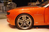 Image of the Camaro Convertible Concept