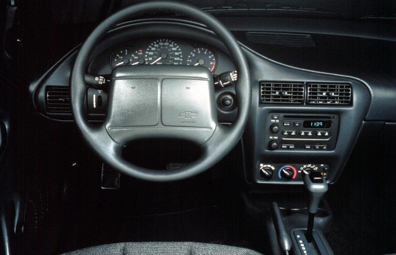 2000 Chevrolet Cavalier Image Photo 4 Of 22