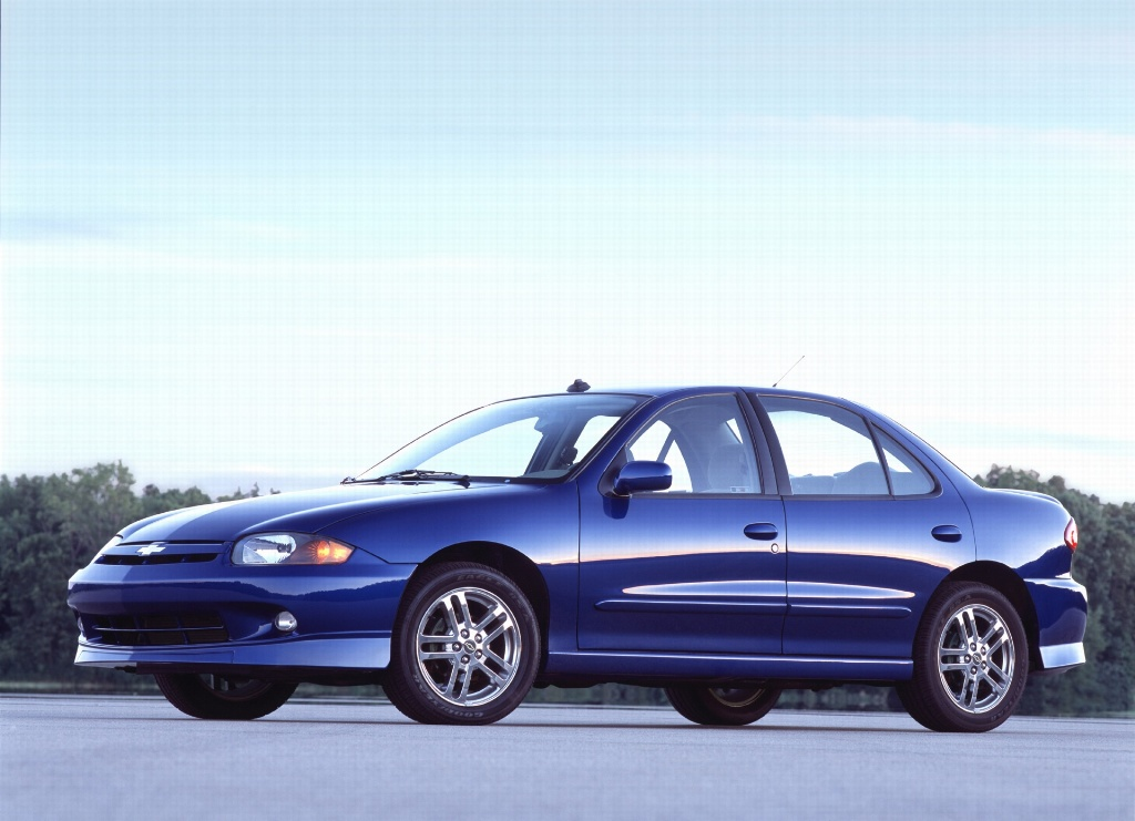 2005 Chevrolet Cavalier Pictures History Value Research