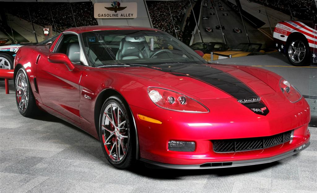 Charmant 2008 Chevrolet Corvette 427 Limited Edition Z06
