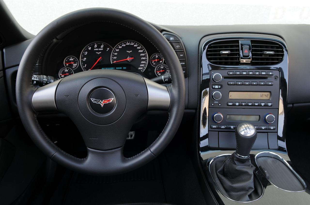 2008 Chevrolet Corvette C6 Coupe Competition