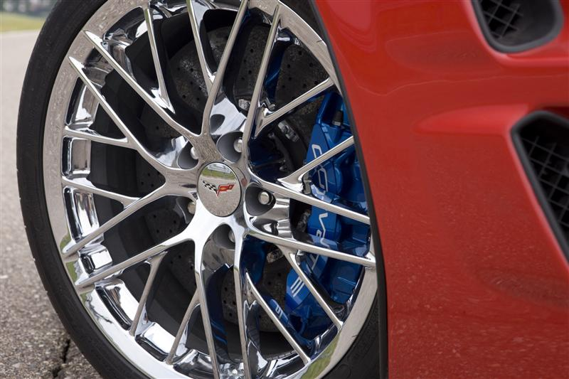 2009 Chevrolet Corvette ZR1