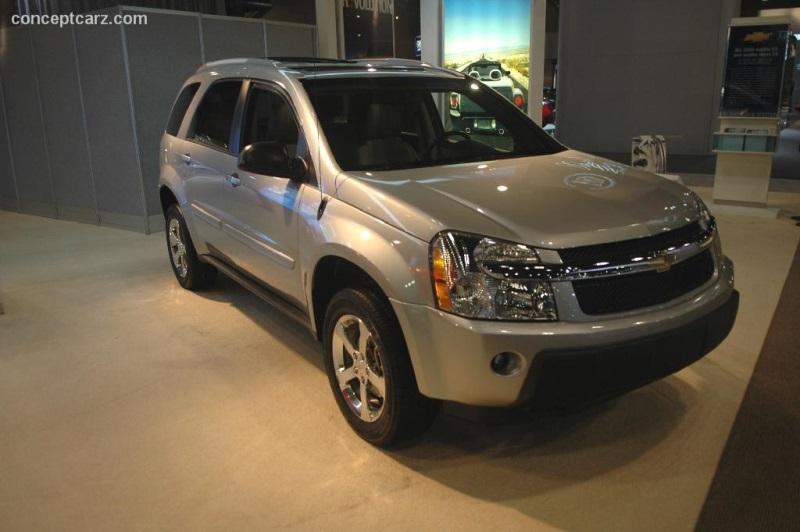 2005 Chevrolet Equinox | conceptcarz com