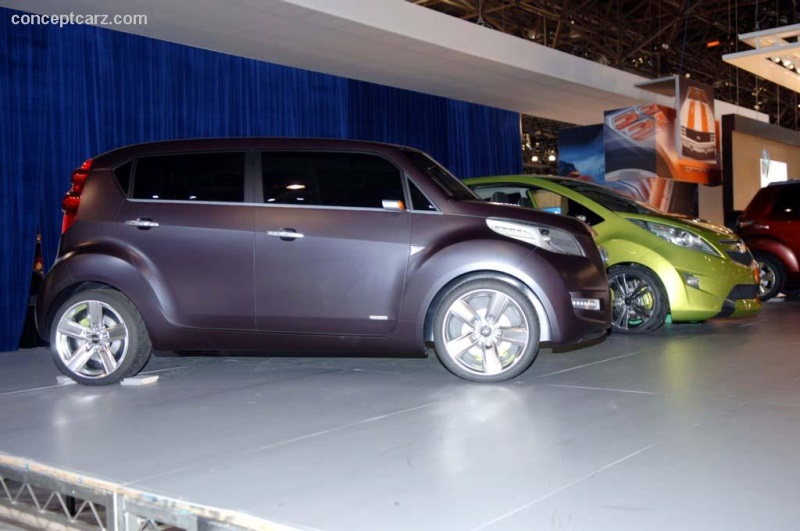 2007 Chevrolet Groove Concept