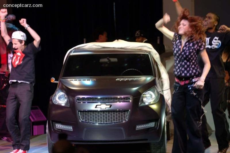 2007 Chevrolet Groove Concept