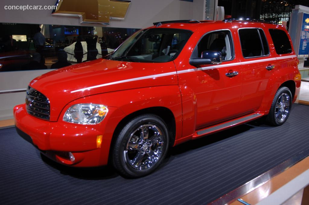 2006 Chevrolet HHR Image. Photo 29 of 65