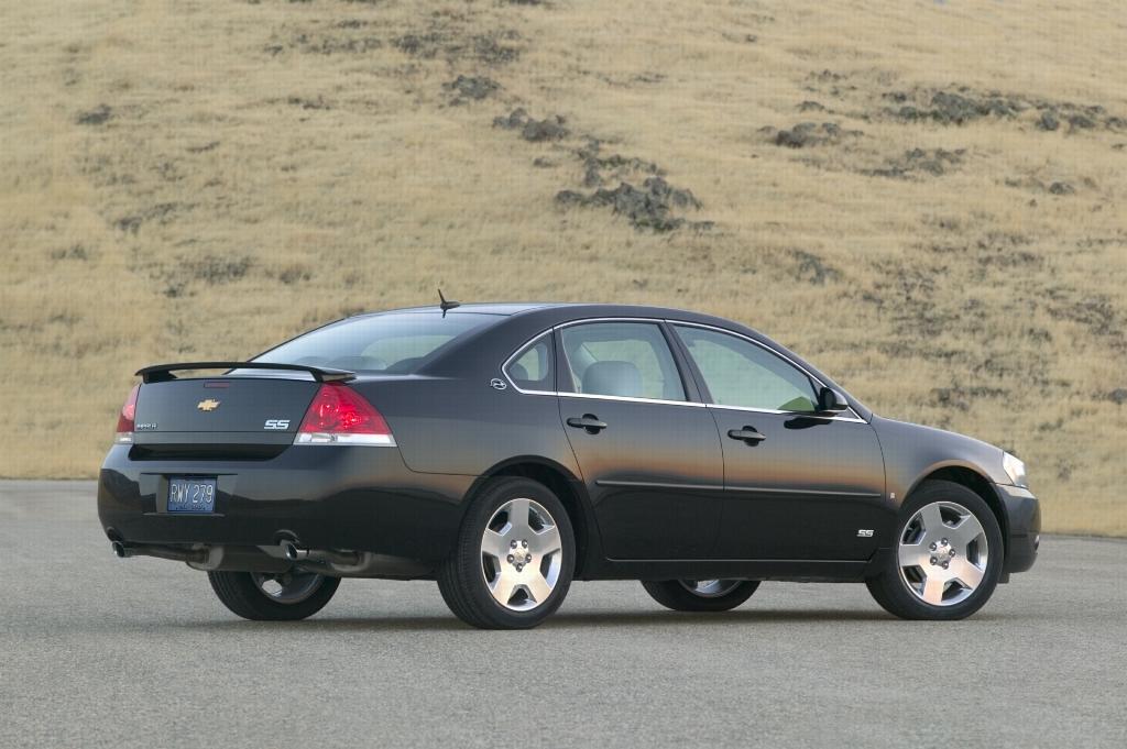 2008 chevrolet impala conceptcarz impalas publicscrutiny Image collections
