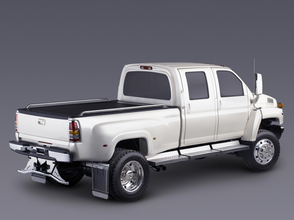 2006 Chevrolet Kodiak C4500 History, Pictures, Value, Auction Sales,  Research and News