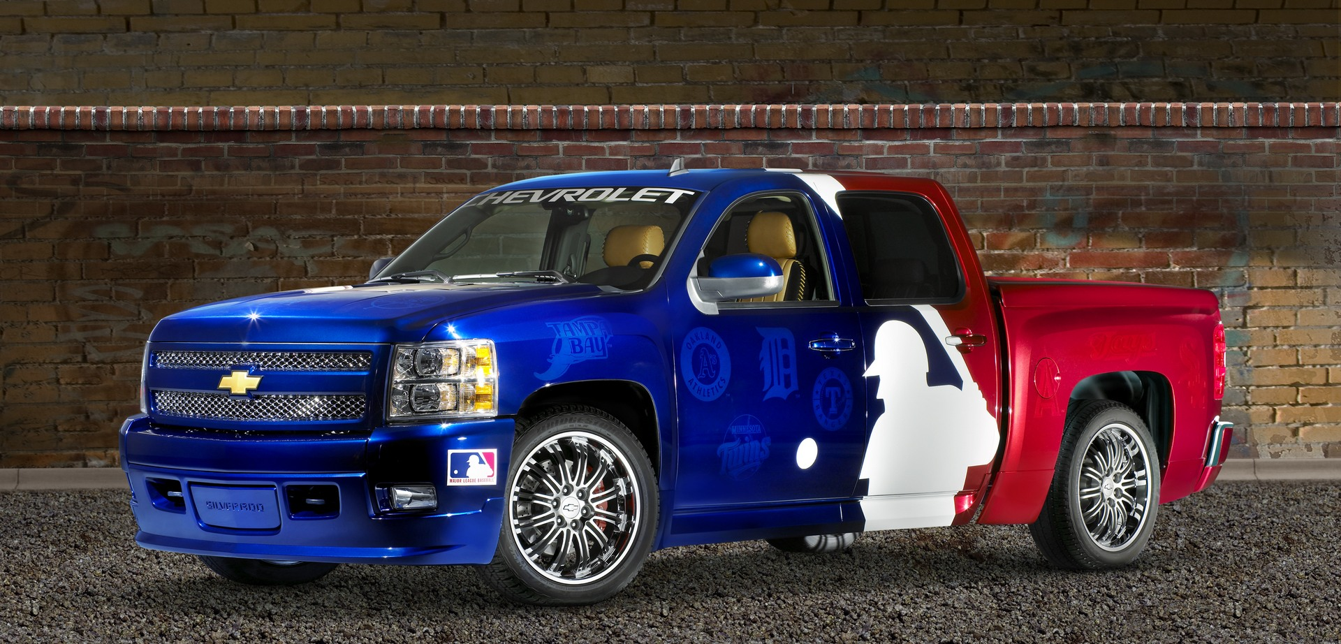 2007 Chevrolet Major League Baseball Silverado History Pictures 1961 Chevy Truck Lifted Value Auction Sales Research And