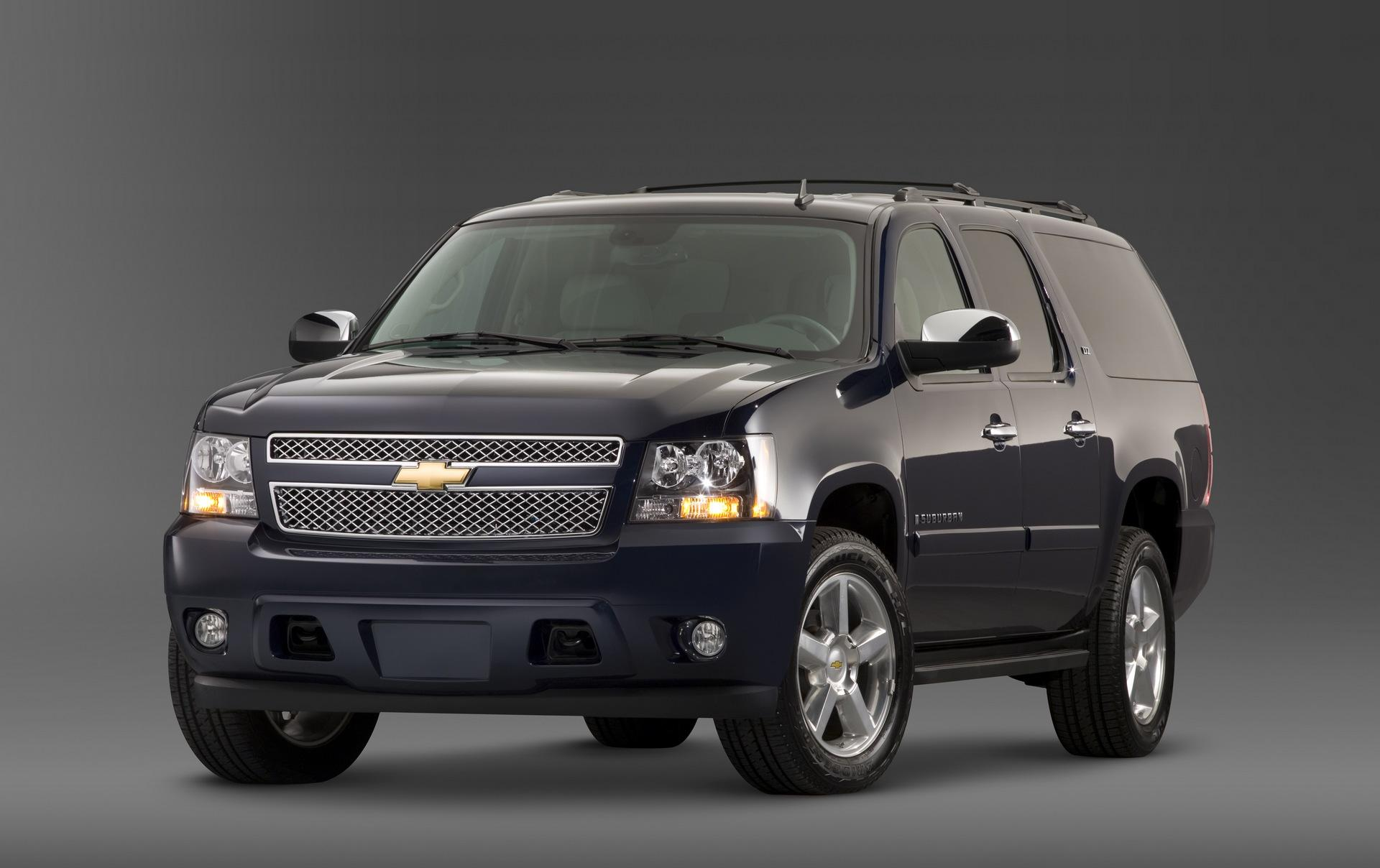 2008 chevrolet suburban news and information. Black Bedroom Furniture Sets. Home Design Ideas