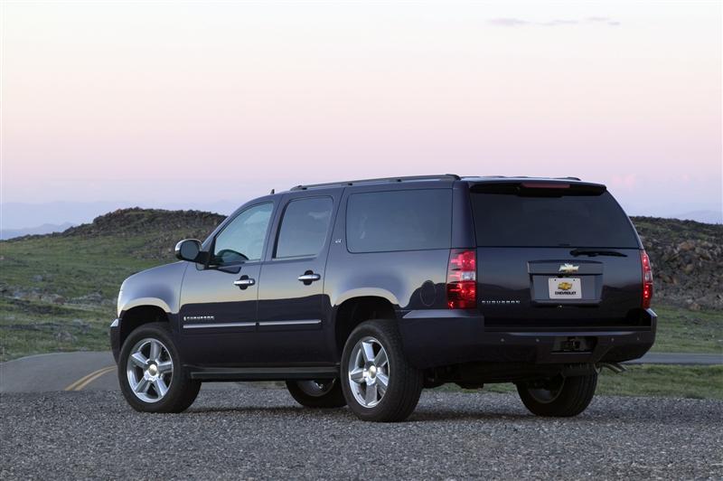 2008 Chevrolet Suburban thumbnail image