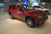 2005 Chevrolet Trailblazer image.