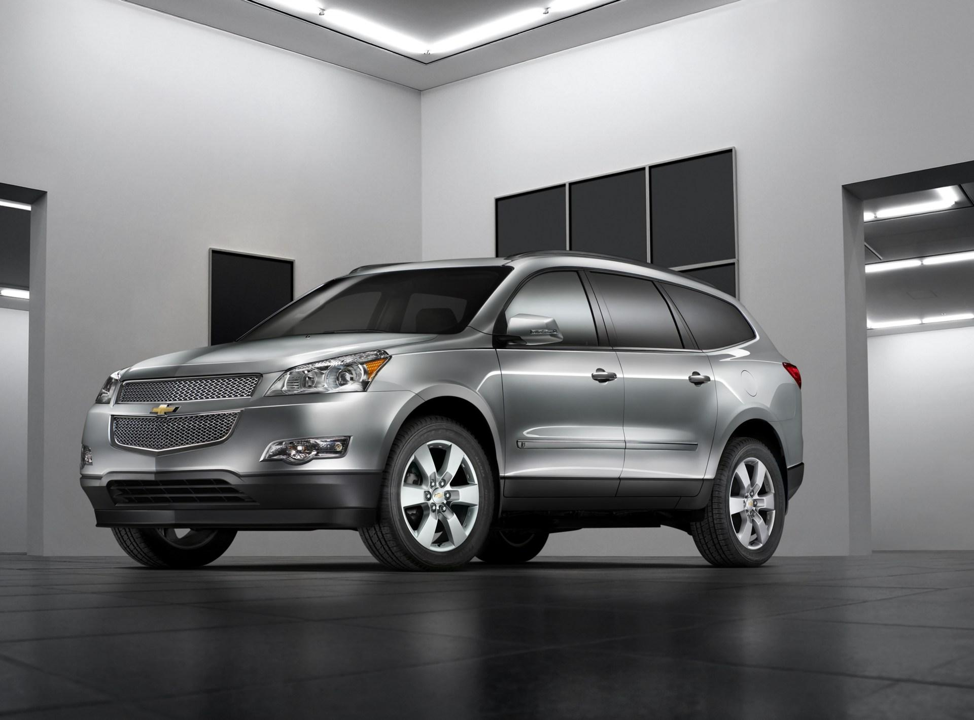 2008 Chevrolet Traverse News and Information