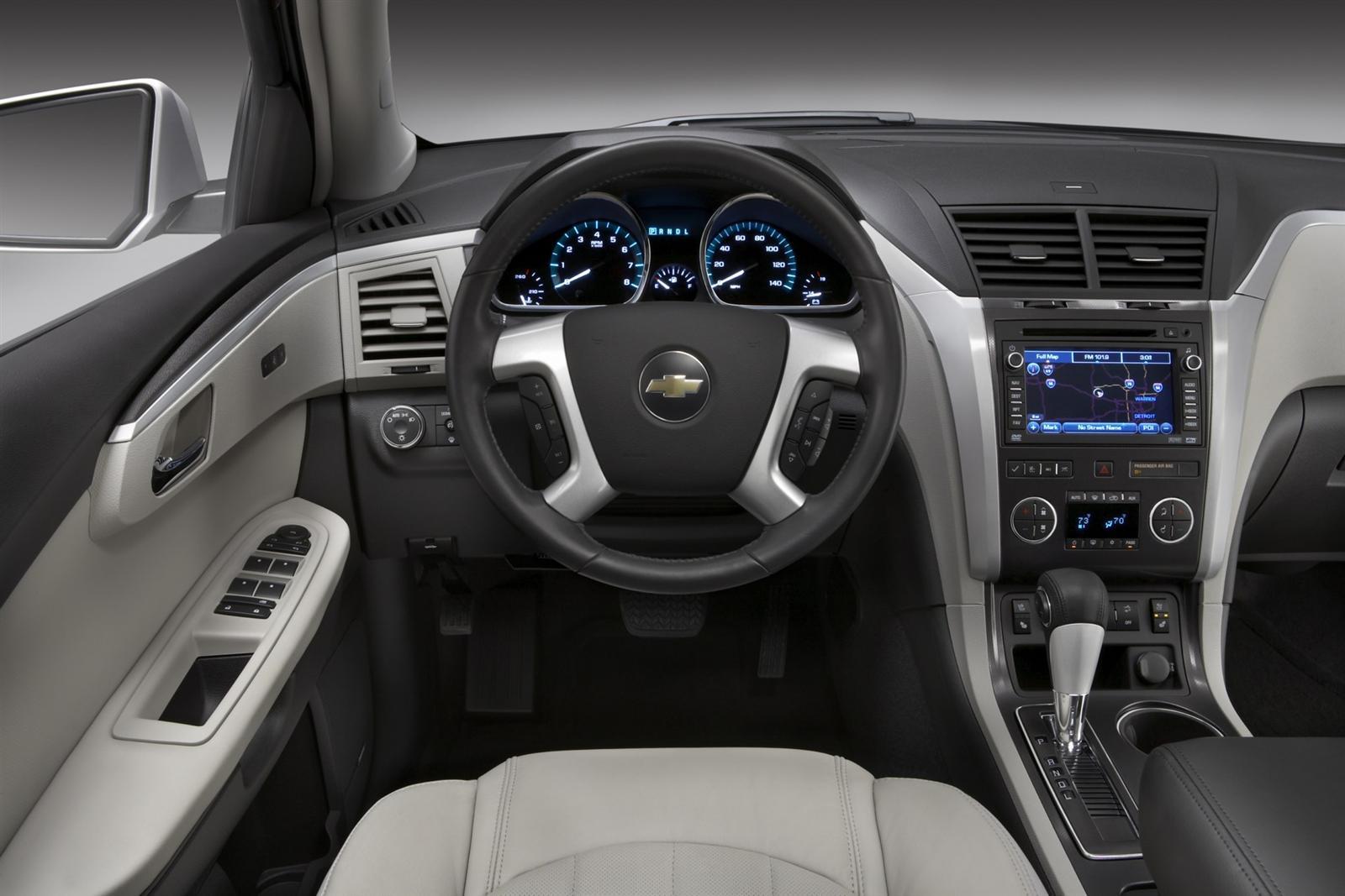 2008 Chevrolet Traverse