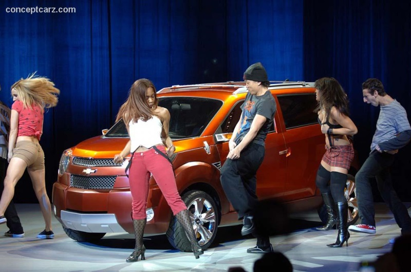 2007 Chevrolet Trax Concept Image Photo 12 Of 29