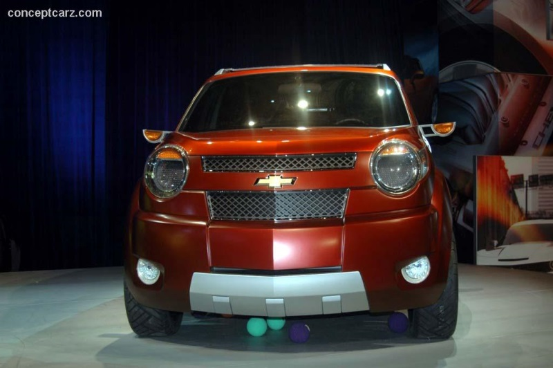 2007 Chevrolet Trax Concept Image Photo 10 Of 29