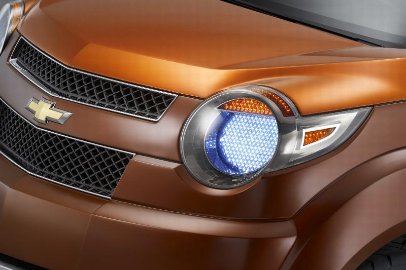 2007 Chevrolet Trax Concept
