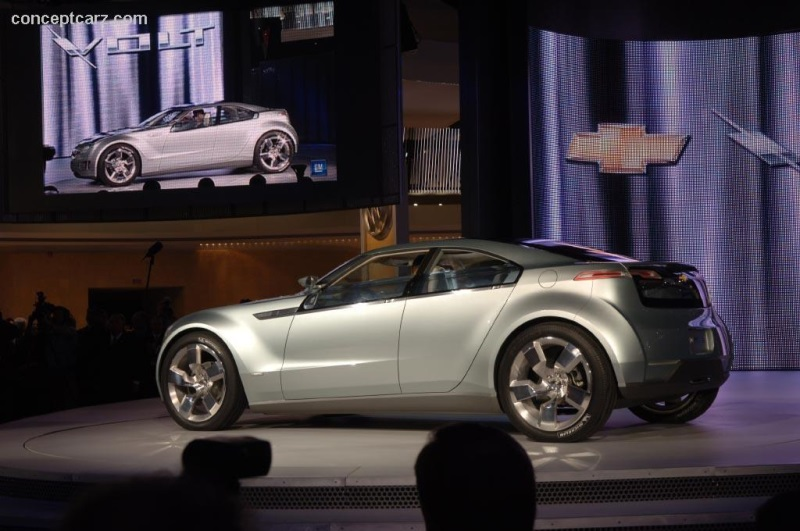 2007 Chevrolet Volt Concept