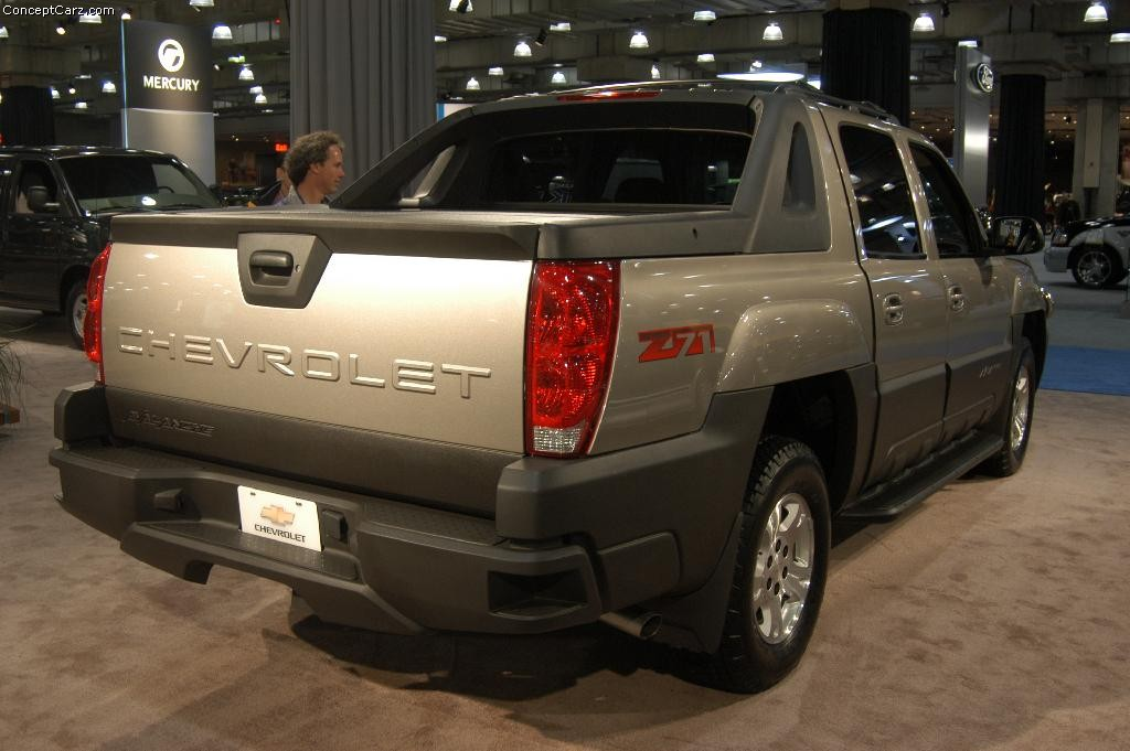 Chevy Avalanche Nyc Dv