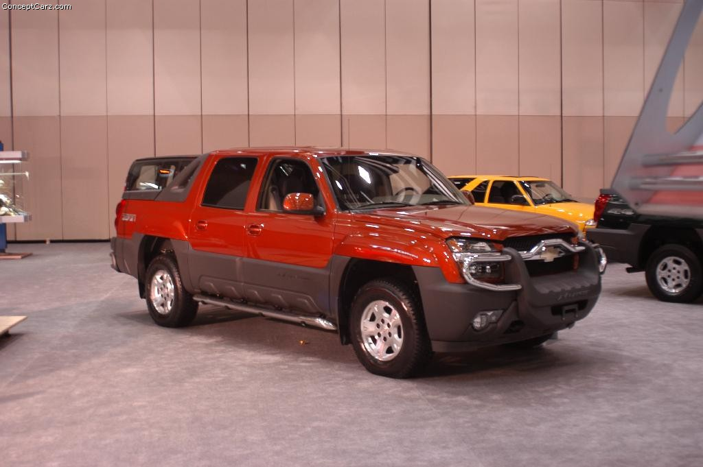 2003 Chevrolet Avalanche | conceptcarz.com