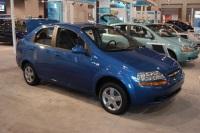 2005 Chevrolet Aveo image.