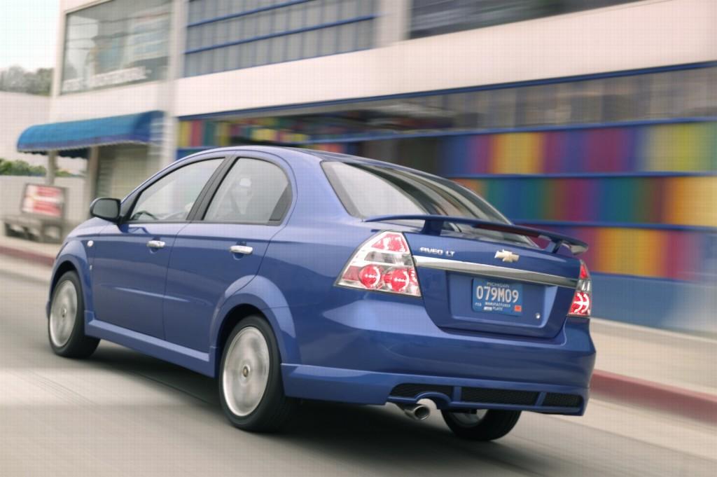2007 Chevrolet Aveo Image Photo 19 Of 23