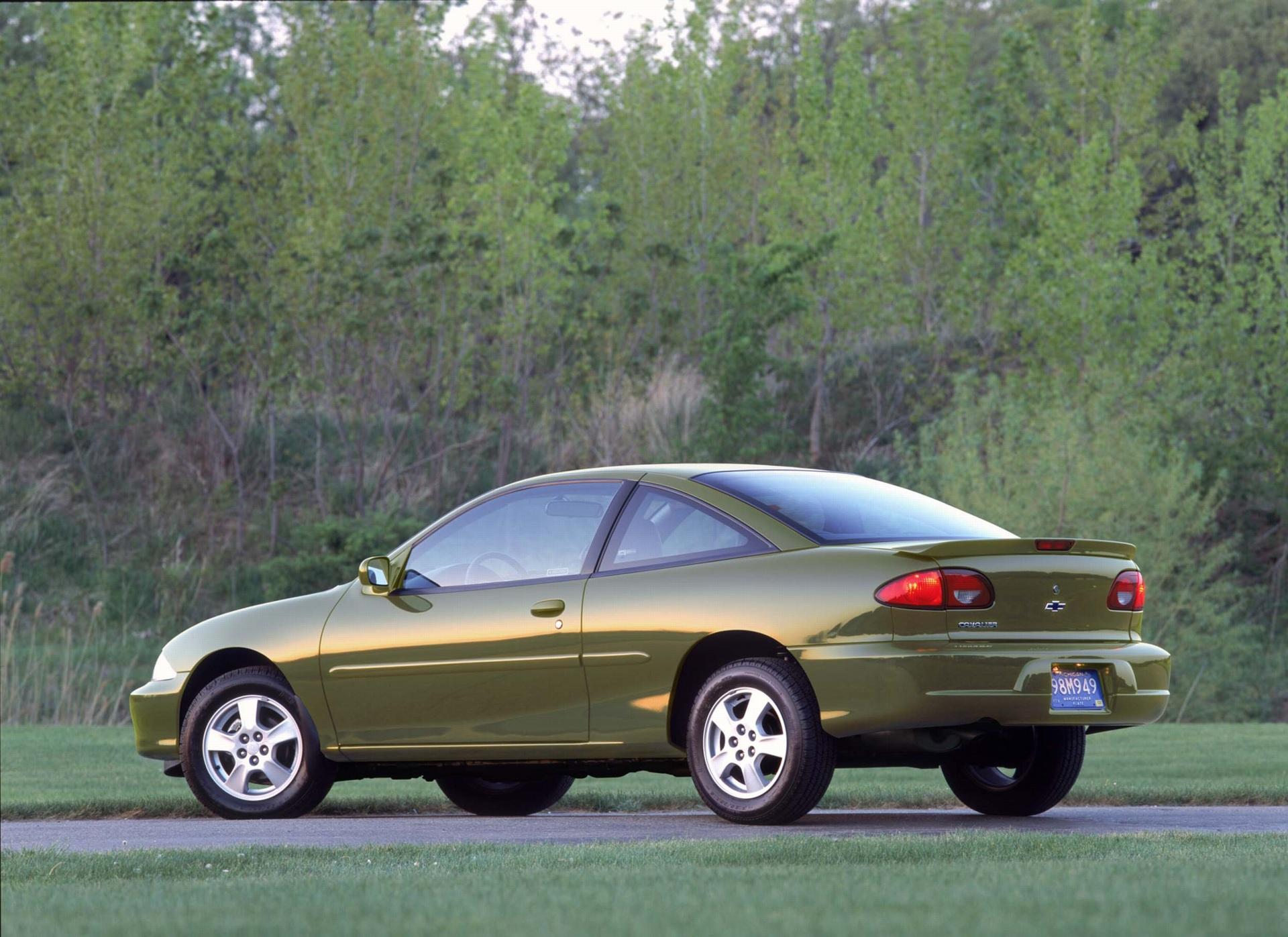 chevy cavalier 2000