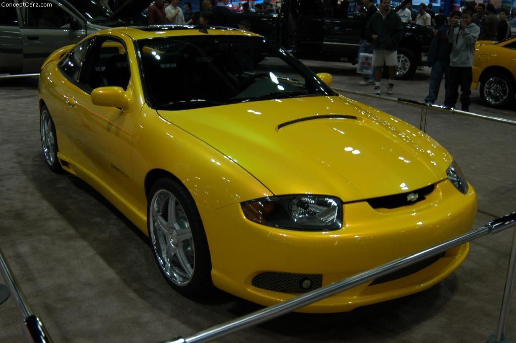 2003 Chevrolet Cavalier Image Photo 25 Of 30