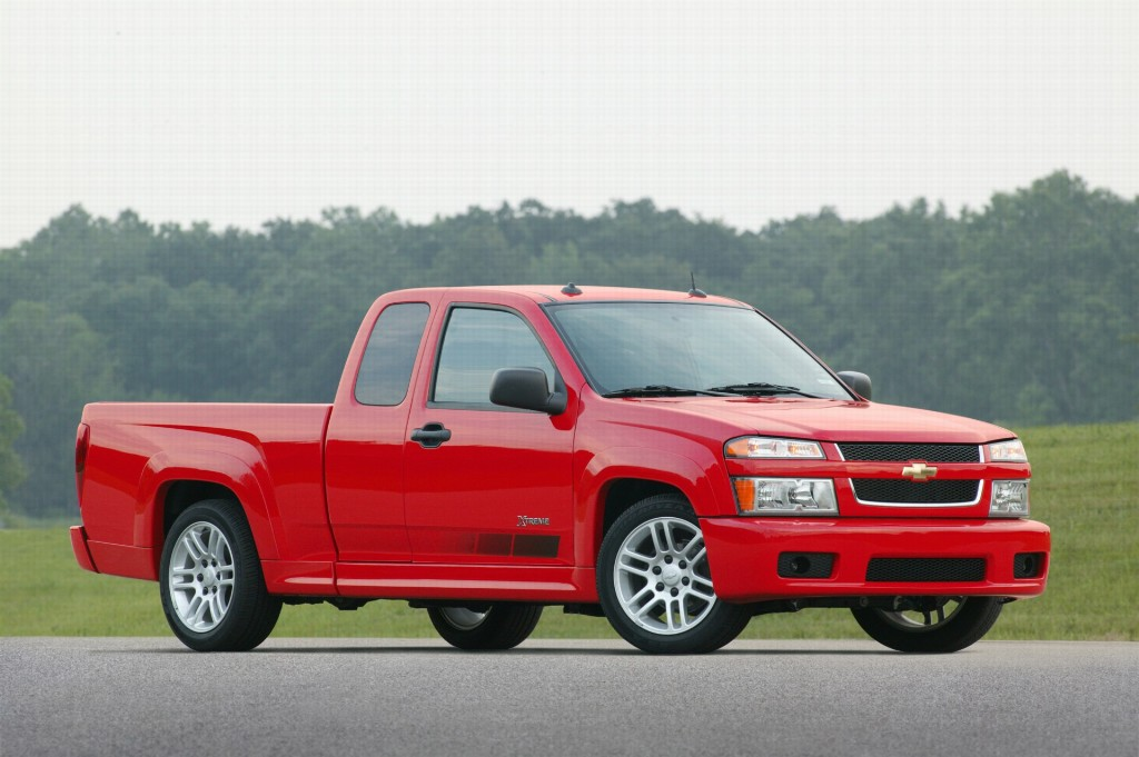 2007 Chevrolet Colorado Pictures History Value Research News