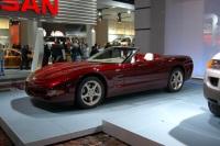 2003 Chevrolet Corvette image.