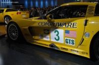 2006 Chevrolet Corvette C6-R image.