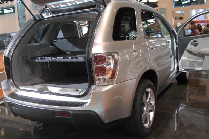 2004 Chevrolet Equinox
