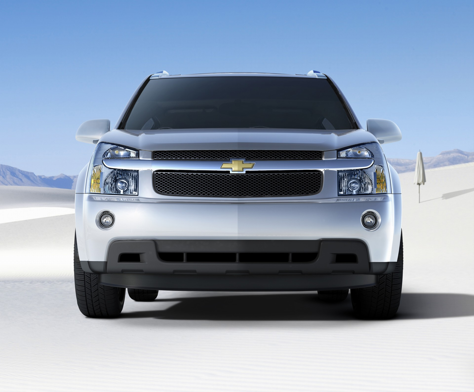 2007 chevrolet equinox pictures, history, value, research, news