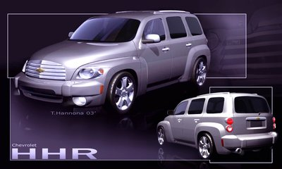2006 Chevrolet HHR History, Pictures, Value, Auction Sales ...