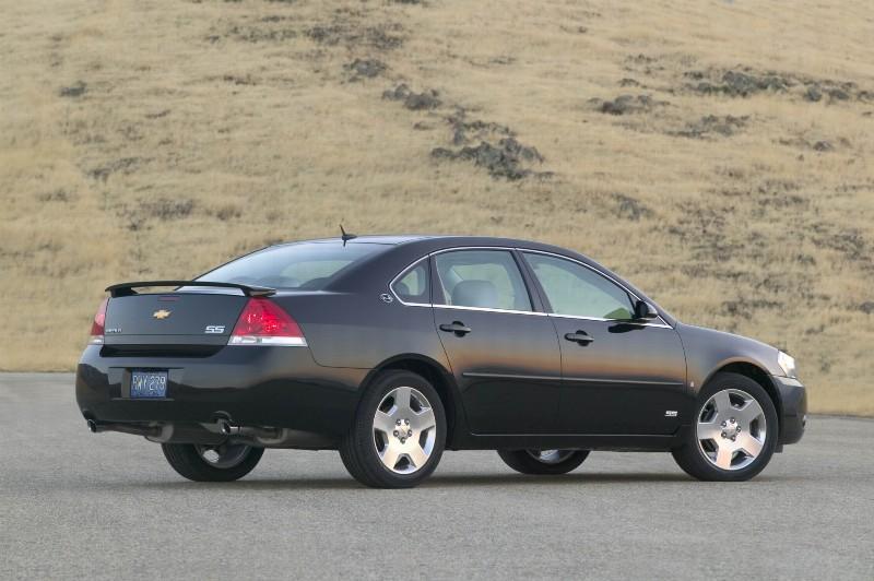 2007 Chevrolet Impala History, Pictures, Value, Auction Sales ...